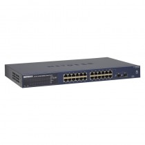 Netgear GS724T 24 Port Gig Smart Switch