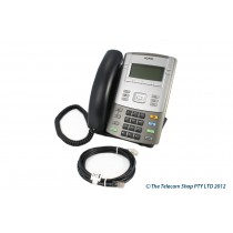 Nortel 1120E IP Telephone with Patch Lead