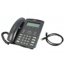 Nortel 1220 IP Telephone with Patch Lead
