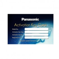 Panasonic KX-NSE105W Mobile Extension Activation Key - 5 Users