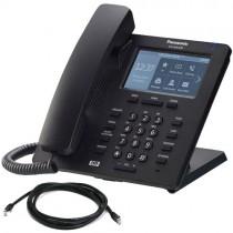 Panasonic KX-HDV330 IP Phone in Black