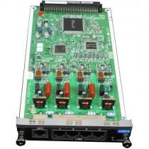 Panasonic KX-NCP1180 LCOT4 4 Port Analogue Card