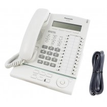 Panasonic KX-T7630 Telephone White