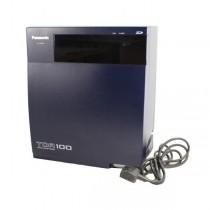 Panasonic KX-TDA100 Hybrid PBX with Power Supply