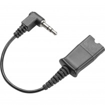 Plantronics 3.5mm QD Cord 40845-01