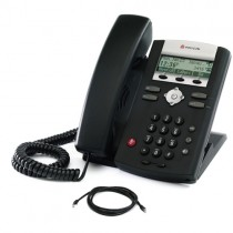 Polycom Soundpoint IP 331 VoIP Telephone 2200-12365-025