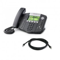 Polycom Soundpoint 670 Corded Phone