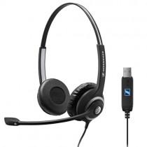 Sennheiser SC260 USB Headset New