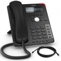 Snom D710 IP Desk Phone in Black NEW