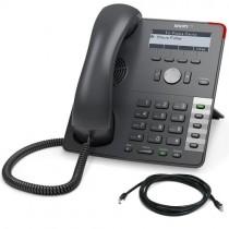 Snom D715 IP Desk Phone in Black