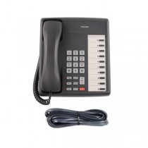 Toshiba DKT 3210F-SD Telephone in Black