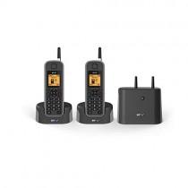 Twin Pack BT Elements 1K DECT Long Range (1000 metres) Cordless Phone