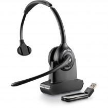 Plantronics Savi W410-M Microsoft Lync Certified Wireless Headset with USB Dongle