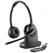 Plantronics Savi 420 Binaural Wireless DECT Headset With USB Dongle