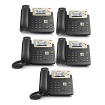 Complete VoIP System for 5 Users