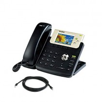 Yealink T32G VoIP Phone with Patch Lead