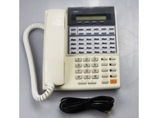 NEC DX2E-24BTUXH Telephone in White