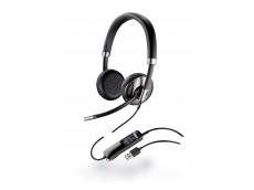 Blackwire C720-M Plantronics 87506-01 Binaural Headset New