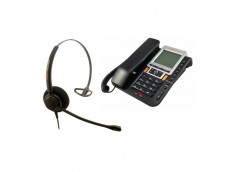 Agent 1100 Analogue SLT Phone and Agent AP-1 Headset Bundle