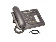 Alcatel 4018 Extended Edition IP Telephone with Patch Lead