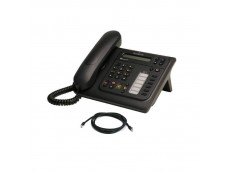 Alcatel 4018 IP Telephone with Patch Lead