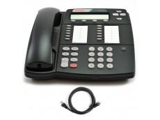 Avaya 4612 IP Phone with Patch Lead