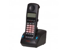 Avaya D160 IP DECT Cordless Phone Left View