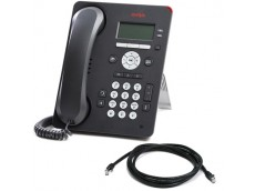 Avaya 9601 SIP Deskphone with patch lead