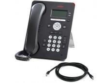 Avaya 9601 SIP Deskphone with patch lead