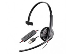 Blackwire C315 Plantronics Foldable Monaural USB Headset With Case 200264-02 New