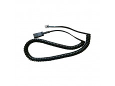Intelligent Bottom Lead QD-RJ9 New for Plantronics H Series & Agent Headsets