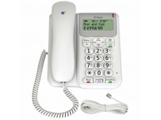 BT Decor 2200 Phone with Line Cord