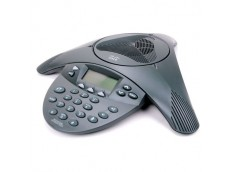 Cisco 7936 IP Conference Phone Left View