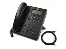 Cisco Unified CP 6941 IP Phone with Patch Lead