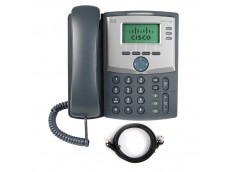 Cisco Linksys SPA303 VoIP Phone with Patch Lead