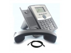 Cisco SPA 941 IP Phone with Patch Lead