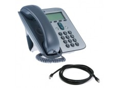 Cisco 7912G Unified IP Phone with patch lead