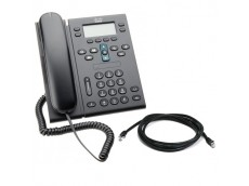 Cisco CP 6941 Unified IP Phone with patch lead