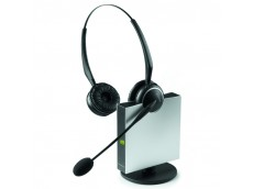 GN Netcom GN9120 Duo Headset with Charging Cradle