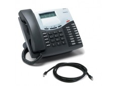 Inter-Tel 8622 VoIP Telephone with patch lead