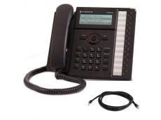 LG Ericsson IPECS LIP-8024D IP Phone - Front View
