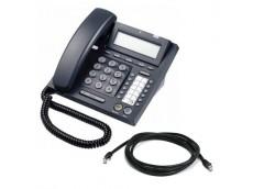 LG Nortel IP Phone 6812 Telephone in Black