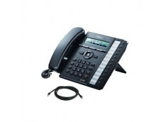 LG Ericsson IPECS LIP- 8012E IP Phone with Patch Lead