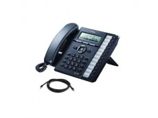 LG Ericsson IPECS LIP- 8024E IP Phone with Patch Lead
