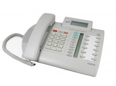 Meridian Norstar M7310N Telephone in Dolphin Grey