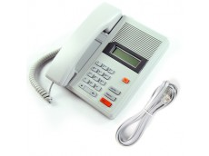 Meridian Norstar M7100 Telephone In Grey with line cord