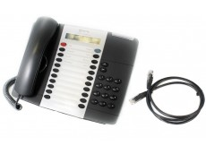 Mitel 5207 IP Telephone with Patch lead