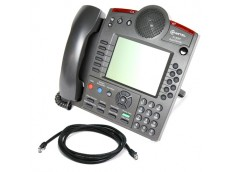 Mitel 5140 IP Phone Grey with patch lead