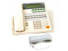 NEC DX2E 16TXH-LC2 Telephone White