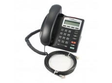 Nortel I2001 NTDU90 IP Phone with Patch Lead
